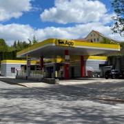 Agip Service-Station Grafenau