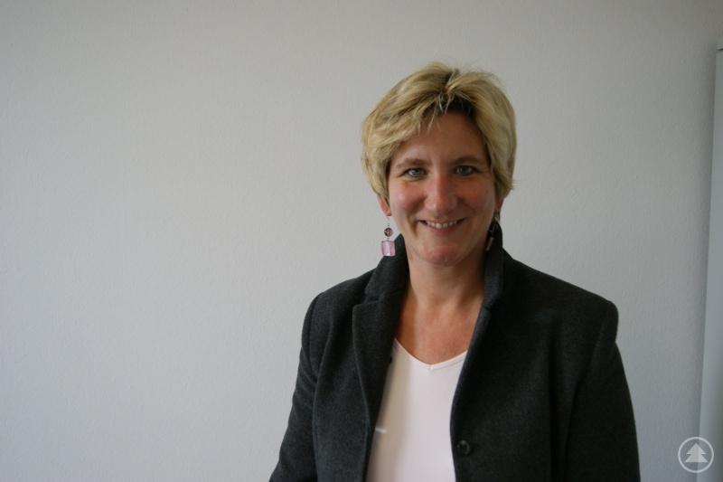 Christine Reitberger, Teamleiterin der Berufsberatung der Agentur für Arbeit Passau