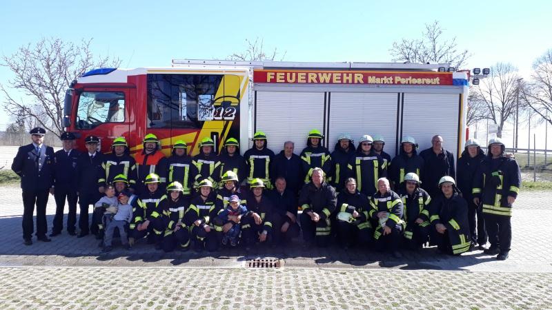 FF Perlesreut & FF Breckerfeld: Absolventen des Leistungsabzeichens