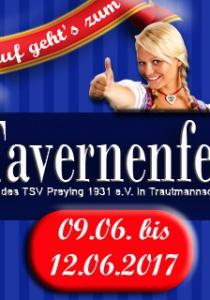Tavernenfest Preying | Fr, 09.06.2017 - Mo, 12.06.2017