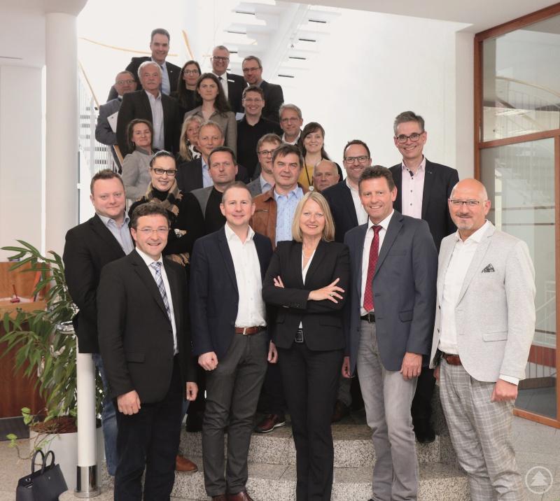Die Mitglieder des IHK-Gremiums des Landkreises Freyung-Grafenau.