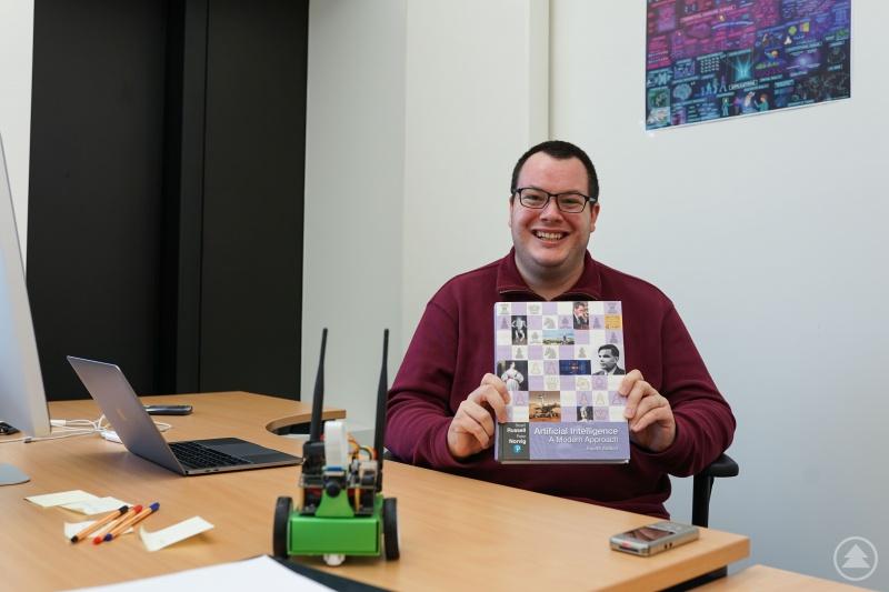 Innovative und praxisnahe KI-Lehre durch Prof. Glauner und seine Kolleginnen und Kollegen wird an der TH Deggendorf bald auch in einem englischsprachigen Studiengang angeboten.