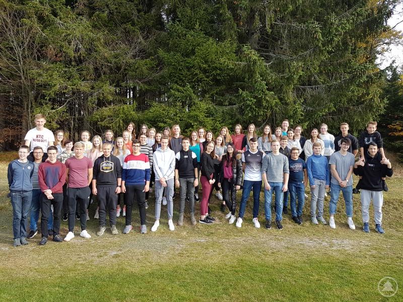 SMV und Klassensprecher des Gymnasiums Freyung.