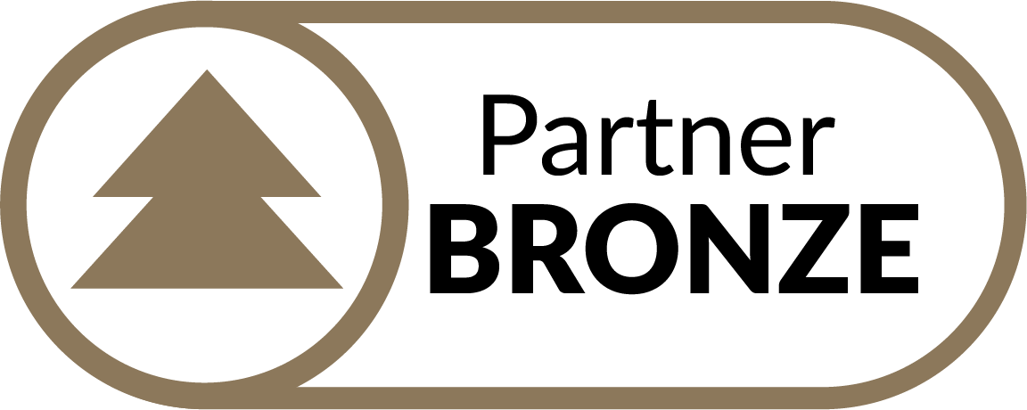Firmenpartner-Bronze