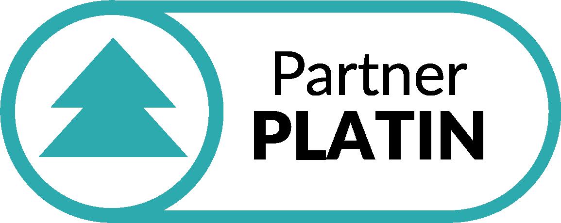 Firmenpartner-Platin