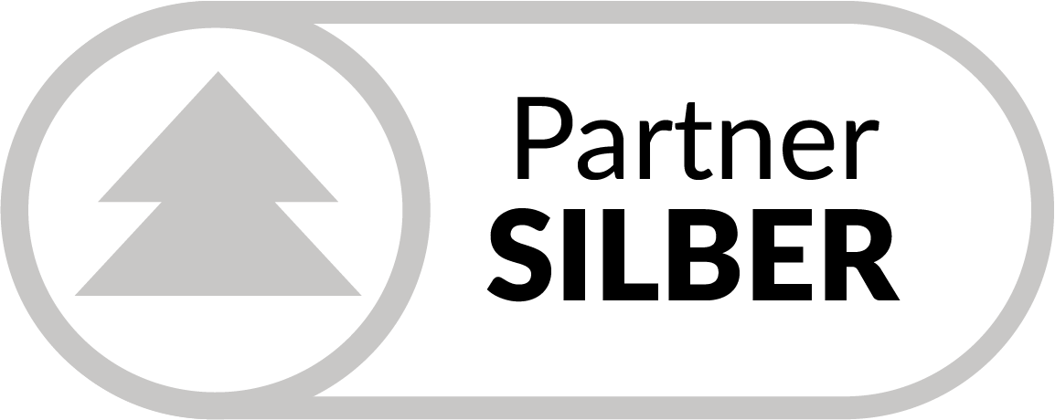 Firmenpartner Silber